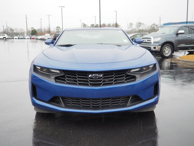 Pre-Owned 2020 Chevrolet Camaro LS