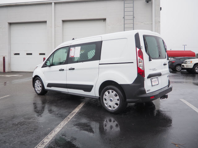 Pre-Owned 2019 Ford Transit Connect Cargo XL